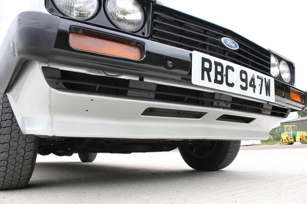 1981 Ford Capri 1.6 GL For Sale (picture 14 of 121)
