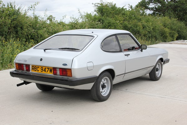 1981 Ford Capri 1.6 GL For Sale (picture 6 of 121)