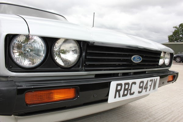 1981 Ford Capri 1.6 GL For Sale (picture 13 of 121)