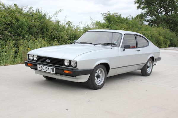 1981 Ford Capri 1.6 GL For Sale (picture 1 of 121)
