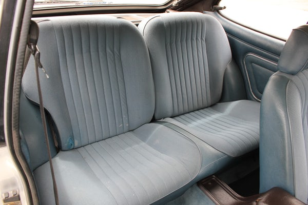 1981 Ford Capri 1.6 GL For Sale (picture 23 of 121)