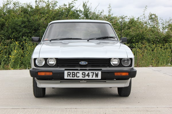 1981 Ford Capri 1.6 GL For Sale (picture 8 of 121)