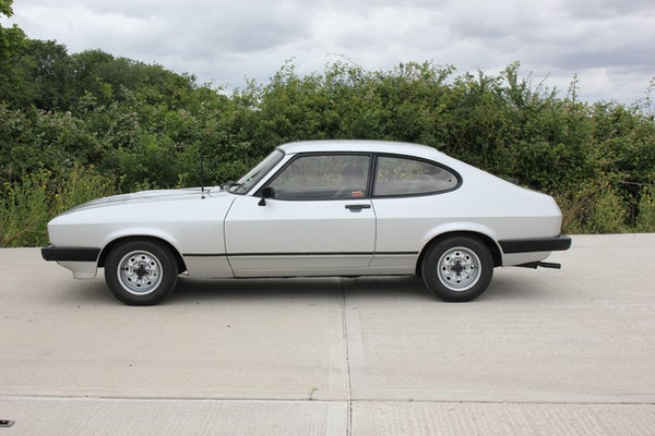 1981 Ford Capri 1.6 GL For Sale (picture 3 of 121)