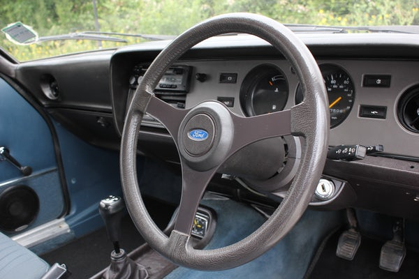 1981 Ford Capri 1.6 GL For Sale (picture 22 of 121)