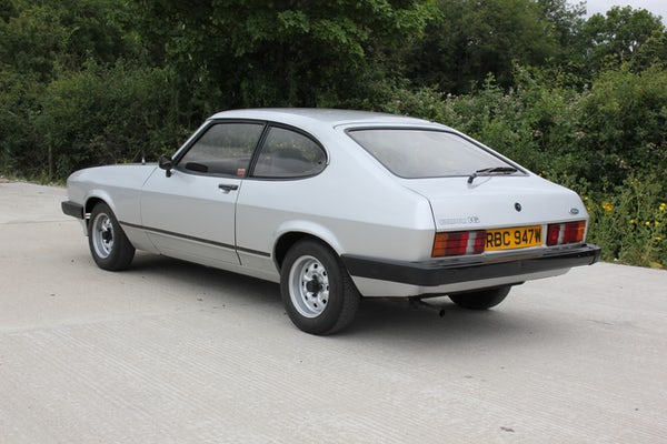 1981 Ford Capri 1.6 GL For Sale (picture 5 of 121)