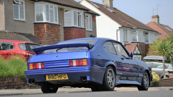 RESERVE LOWERED - 1984 Ford Capri 24v Cosworth For Sale (picture 16 of 128)