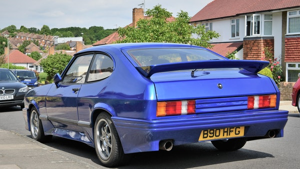 RESERVE LOWERED - 1984 Ford Capri 24v Cosworth For Sale (picture 7 of 128)