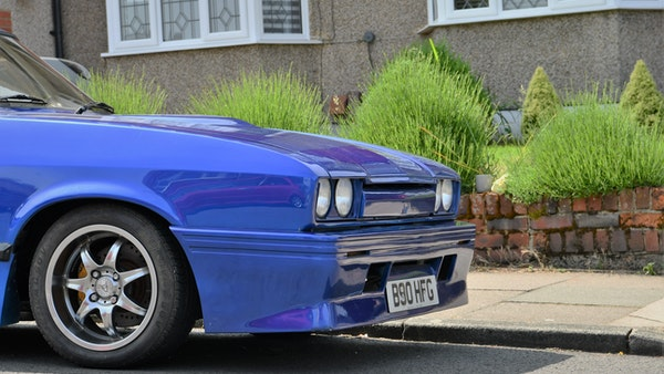 RESERVE LOWERED - 1984 Ford Capri 24v Cosworth For Sale (picture 96 of 128)
