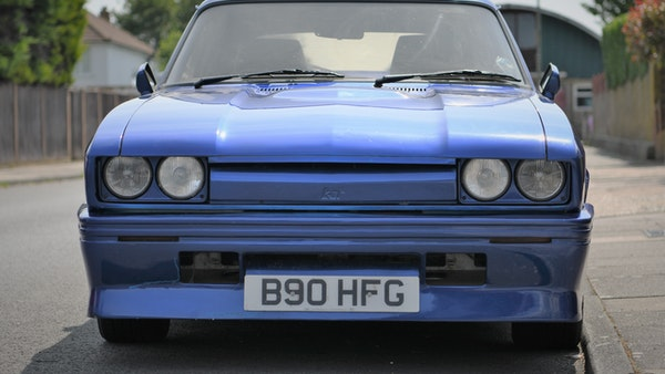 RESERVE LOWERED - 1984 Ford Capri 24v Cosworth For Sale (picture 5 of 128)