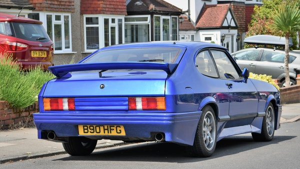 RESERVE LOWERED - 1984 Ford Capri 24v Cosworth For Sale (picture 9 of 128)