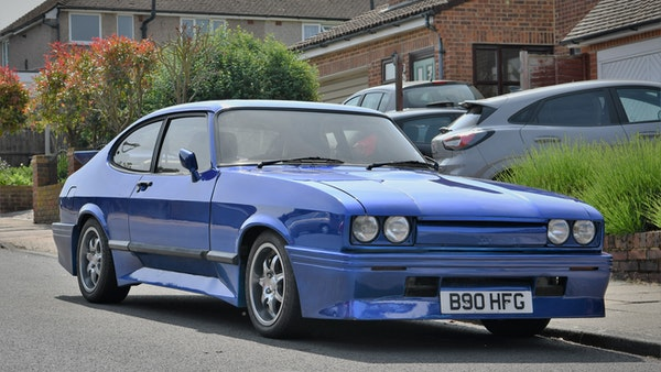 RESERVE LOWERED - 1984 Ford Capri 24v Cosworth For Sale (picture 1 of 128)