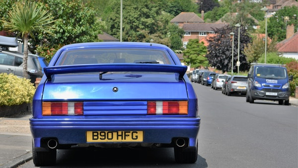 RESERVE LOWERED - 1984 Ford Capri 24v Cosworth For Sale (picture 10 of 128)
