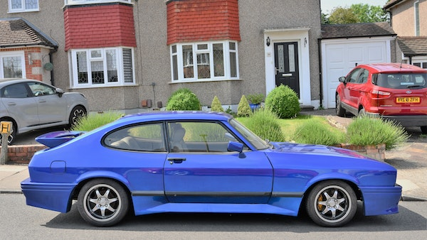 RESERVE LOWERED - 1984 Ford Capri 24v Cosworth For Sale (picture 3 of 128)