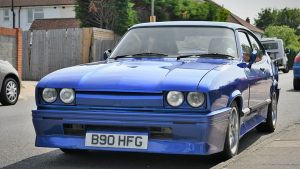 RESERVE LOWERED - 1984 Ford Capri 24v Cosworth For Sale (picture 4 of 128)