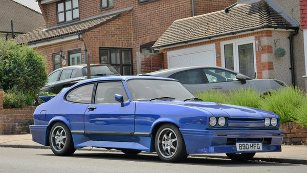 RESERVE LOWERED - 1984 Ford Capri 24v Cosworth For Sale (picture 13 of 128)