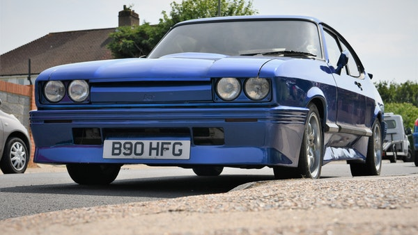 RESERVE LOWERED - 1984 Ford Capri 24v Cosworth For Sale (picture 11 of 128)