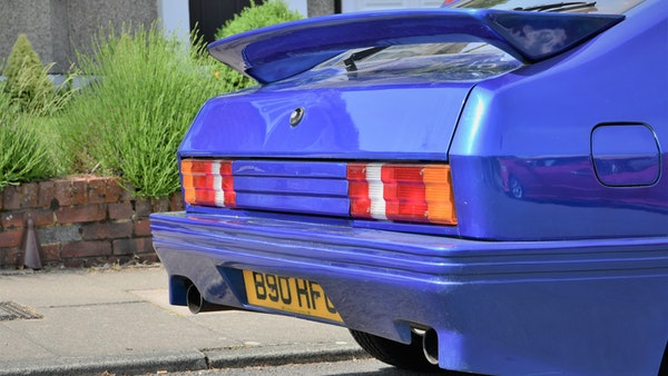 RESERVE LOWERED - 1984 Ford Capri 24v Cosworth For Sale (picture 91 of 128)