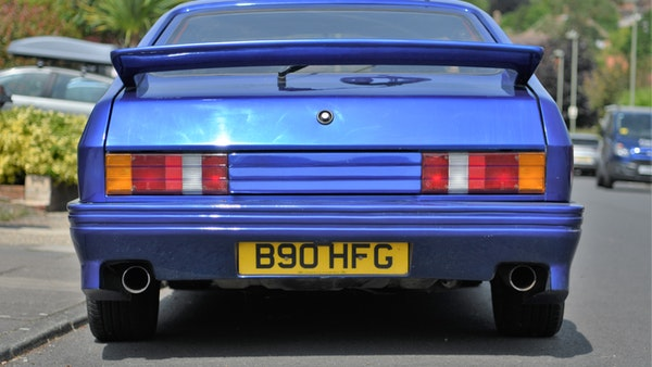 RESERVE LOWERED - 1984 Ford Capri 24v Cosworth For Sale (picture 8 of 128)
