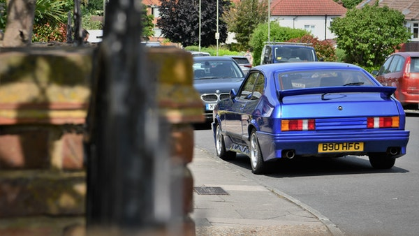 RESERVE LOWERED - 1984 Ford Capri 24v Cosworth For Sale (picture 12 of 128)