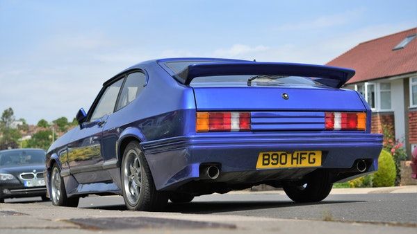 RESERVE LOWERED - 1984 Ford Capri 24v Cosworth For Sale (picture 15 of 128)