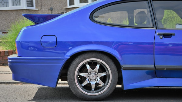 RESERVE LOWERED - 1984 Ford Capri 24v Cosworth For Sale (picture 89 of 128)