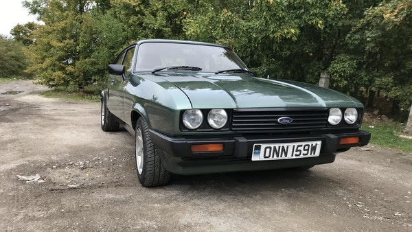 1981 Ford Capri 2.8i Ghia For Sale (picture 3 of 93)