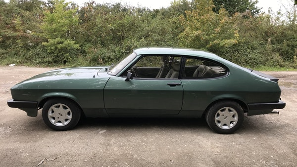 1981 Ford Capri 2.8i Ghia For Sale (picture 1 of 93)