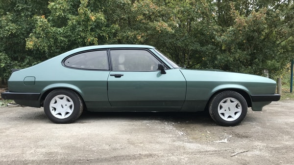 1981 Ford Capri 2.8i Ghia For Sale (picture 23 of 93)