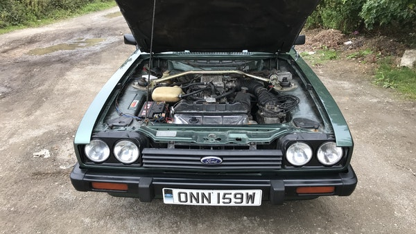 1981 Ford Capri 2.8i Ghia For Sale (picture 77 of 93)