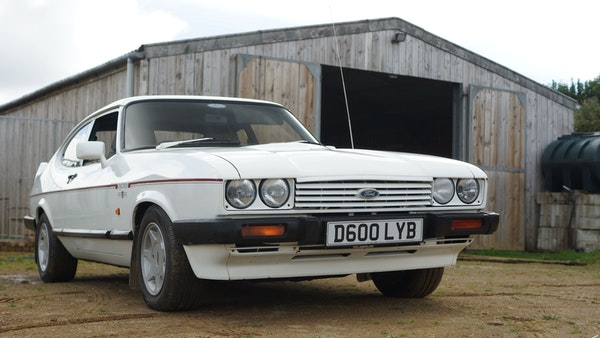 RESERVE LOWERED - 1986 Ford Capri 2.8i Special For Sale (picture 1 of 182)