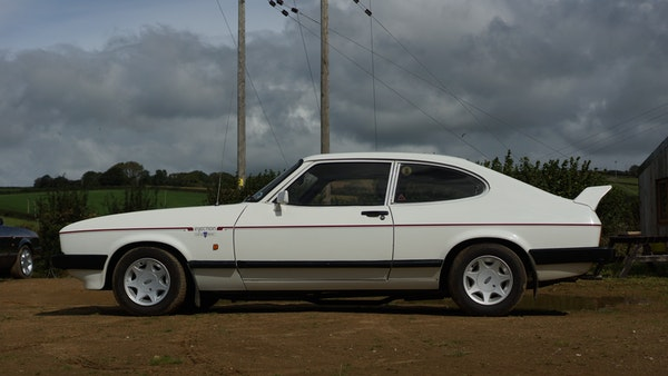RESERVE LOWERED - 1986 Ford Capri 2.8i Special For Sale (picture 10 of 182)