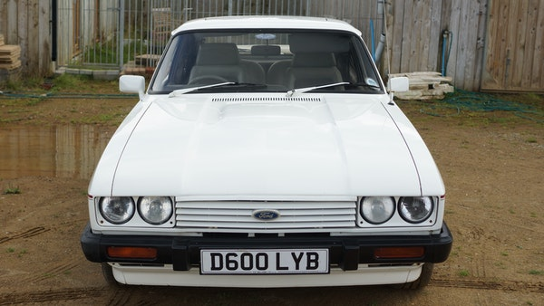 RESERVE LOWERED - 1986 Ford Capri 2.8i Special For Sale (picture 4 of 182)