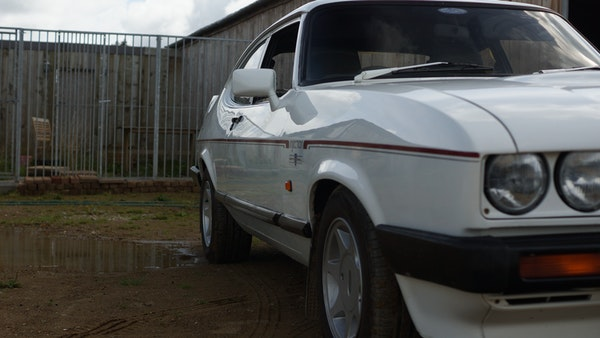 RESERVE LOWERED - 1986 Ford Capri 2.8i Special For Sale (picture 82 of 182)