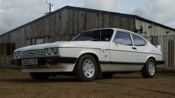 RESERVE LOWERED - 1986 Ford Capri 2.8i Special For Sale (picture 12 of 182)