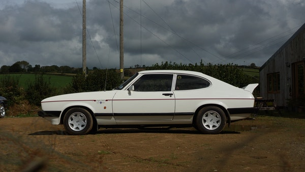 RESERVE LOWERED - 1986 Ford Capri 2.8i Special For Sale (picture 9 of 182)