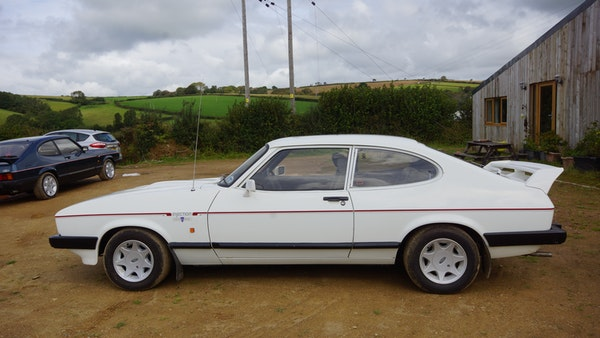 RESERVE LOWERED - 1986 Ford Capri 2.8i Special For Sale (picture 19 of 182)