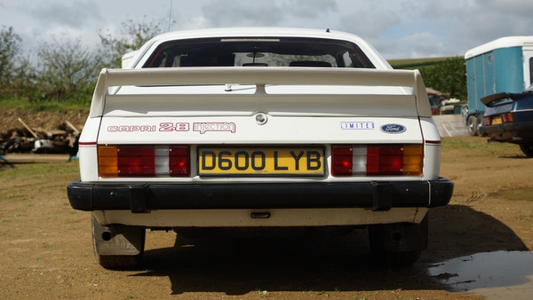 RESERVE LOWERED - 1986 Ford Capri 2.8i Special For Sale (picture 8 of 182)