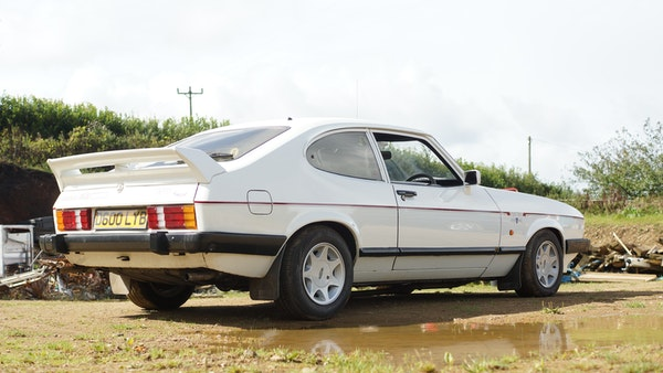 RESERVE LOWERED - 1986 Ford Capri 2.8i Special For Sale (picture 7 of 182)