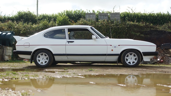 RESERVE LOWERED - 1986 Ford Capri 2.8i Special For Sale (picture 5 of 182)