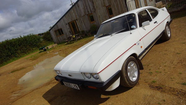 RESERVE LOWERED - 1986 Ford Capri 2.8i Special For Sale (picture 16 of 182)