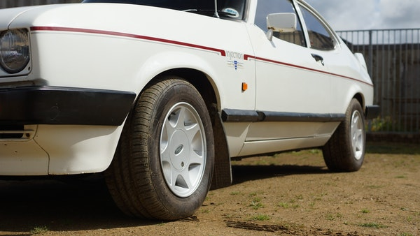 RESERVE LOWERED - 1986 Ford Capri 2.8i Special For Sale (picture 83 of 182)