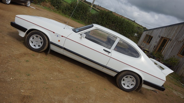 RESERVE LOWERED - 1986 Ford Capri 2.8i Special For Sale (picture 18 of 182)