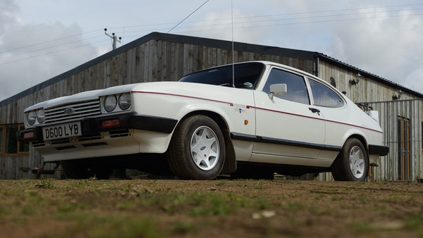 RESERVE LOWERED - 1986 Ford Capri 2.8i Special For Sale (picture 11 of 182)