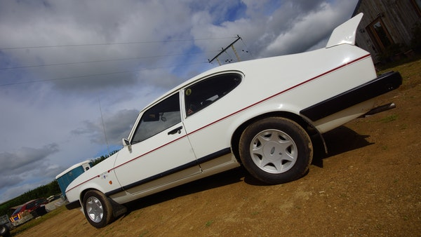 RESERVE LOWERED - 1986 Ford Capri 2.8i Special For Sale (picture 20 of 182)