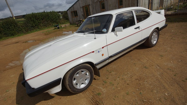 RESERVE LOWERED - 1986 Ford Capri 2.8i Special For Sale (picture 13 of 182)