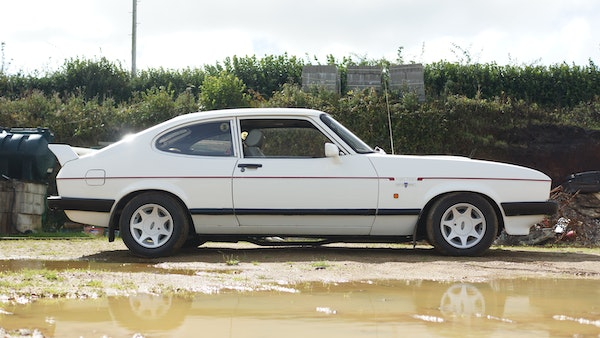 RESERVE LOWERED - 1986 Ford Capri 2.8i Special For Sale (picture 6 of 182)