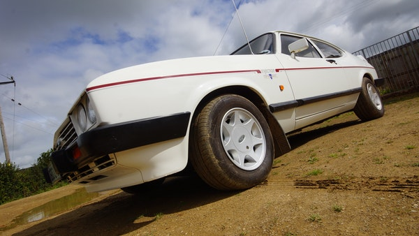 RESERVE LOWERED - 1986 Ford Capri 2.8i Special For Sale (picture 15 of 182)