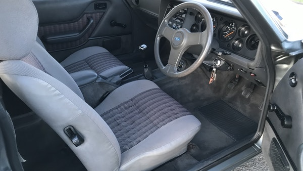 1985 Ford Capri Laser 2.0 For Sale (picture 24 of 93)