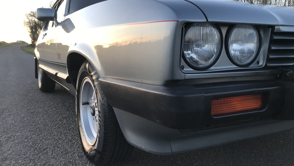 1985 Ford Capri Laser 2.0 For Sale (picture 12 of 93)