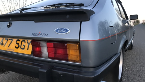 1985 Ford Capri Laser 2.0 For Sale (picture 11 of 93)
